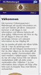 Mobile Preview of famalmberget.se